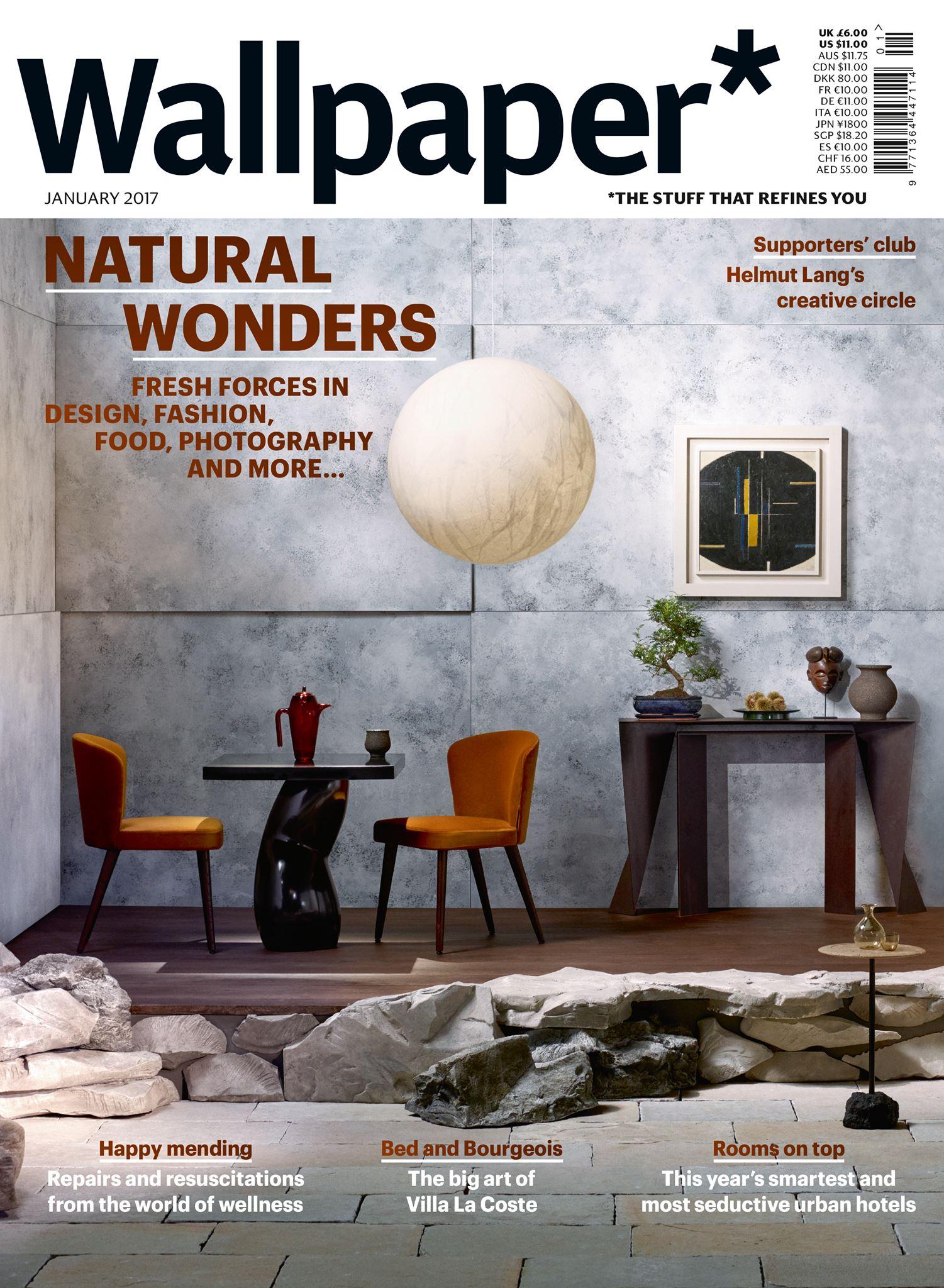Wallpaper Magazine Tiel